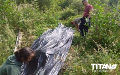 La Fundación Lurgaia utiliza nuestros films compostables para acabar con especies vegetales invasoras